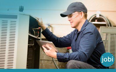 HVAC Contractor App