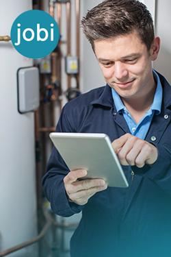 Jobi App for Contractors