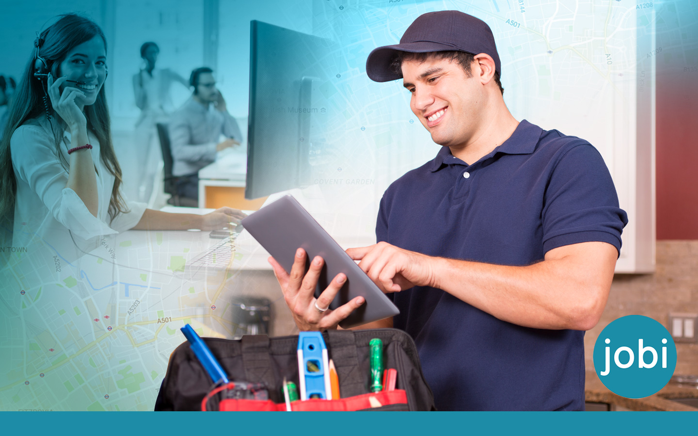 Service Dispatch Software for Contractors