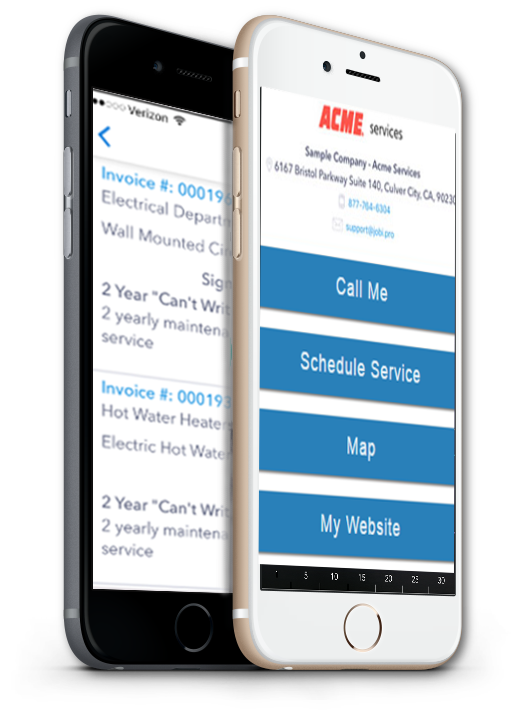 Download jobi App for Homeowners • Call Your Contractor Directly