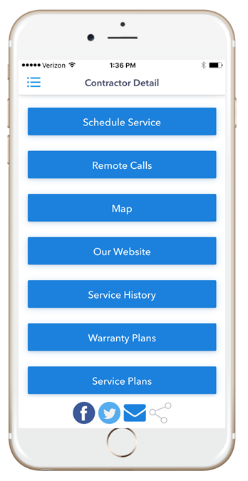 Jobi Field Service Dispatching Software for Plumbers, HVAC and